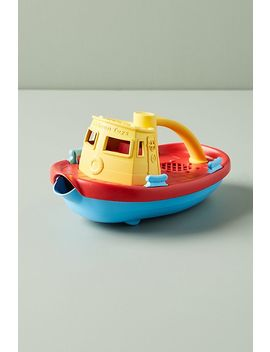 Tug Boat Toy by Anthropologie