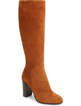 Justin Water Resistant Knee High Boot by Kenneth Cole New York
