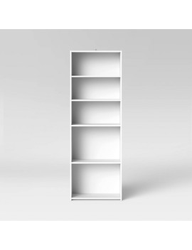 5 Shelf Bookcase   Room Essentials™ by Room Essentials