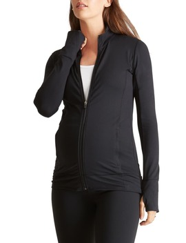 Ingrid & Isabel Active Maternity Jacket by Ingrid & Isabel