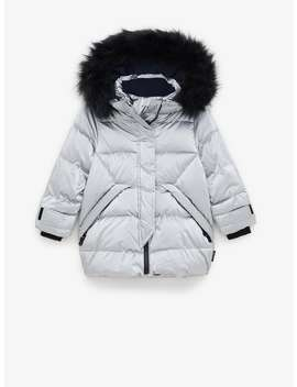 Comfortemp ®Freudenberg Quilted Jacket by Zara