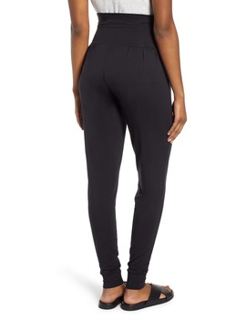 Tapered Maternity Lounge Pants by Angel Maternity