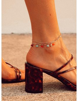 Frida Anklet Set by Princess Polly