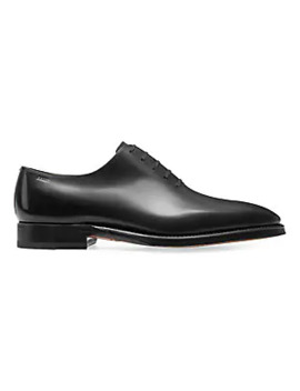 Scolder Leather Dress Shoes by Bally