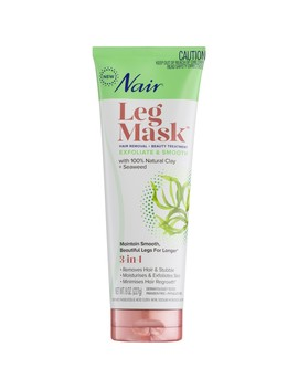 Nair Leg Mask Hair Removal + Beauty Treatment 227g by Nair