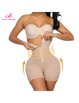 Lover Beauty High Waist Control Panties For Belly Recovery Compression Butt Lifter Slimming Underwear Postpartum Girdle by Ali Express.Com