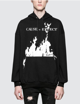 Cause And Effect Hoodie by Siberia Hills