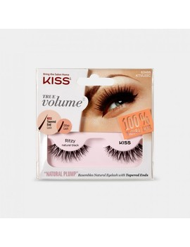 True Volume Lashes Ritzy 1 Pair by Kiss