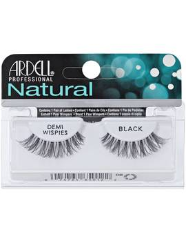 Ardell Natural Demi Wispies Lashes   Black by Ardell