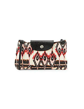 Printed Crossbody Bag by Longchamp