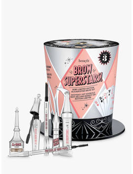Benefit Brow Superstars! Blockbuster Brow Gift Set, Shade 03 by Benefit