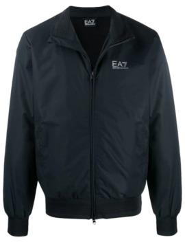 Leichte Jacke Mit Logo by Ea7 Emporio Armani