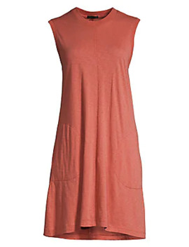 Slub Jersey Tank Dress by Atm Anthony Thomas Melillo