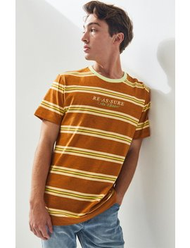 Pac Sun Reassure Striped T Shirt by Pacsun