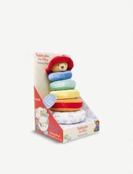 Paddington Bear Soft Stacking Rings by Paddington Bear