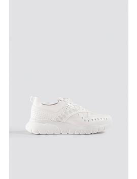 Milla Taks Sneakers Blanc by Trendyol