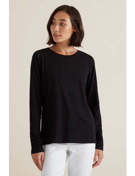 Classic Long Sleeve Top by Seed Heritage