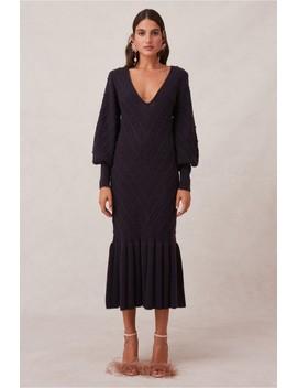 Melody Knit Dress by Bnkr