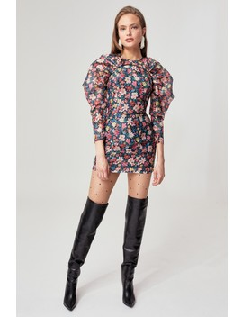 And Ever More Long Sleeve Dress by Bnkr