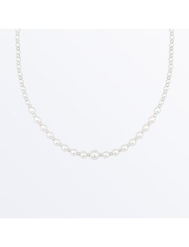 Short Pearl Necklace     Miu              Regular Price        €‌97        Sale Price      €‌81 by Ana Luisa