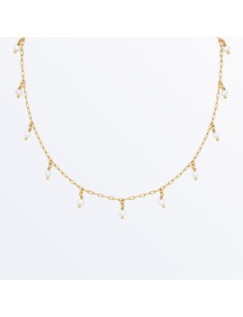 Pearl Beads Necklace     Simona              Regular Price        €‌97        Sale Price      €‌81 by Ana Luisa