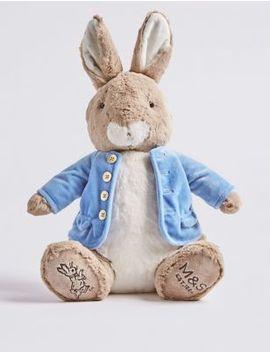 Luxury Peter Rabbit™ (43cm) by Marks & Spencer