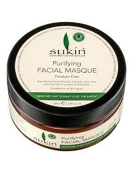 Sukin Purifying Facial Masque 100ml by Skin Care