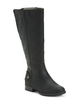Wide Width And Calf Riding Boots by Tj Maxx