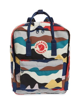 Kånken Art Water Resistant Backpack by FjÄllrÄven