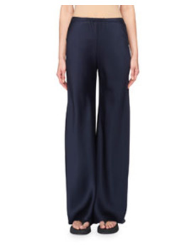 Gala Straight Leg Pants by The Row