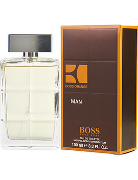 Boss Orange Man   Eau De Toilette Spray 3.3 Oz by Hugo Boss