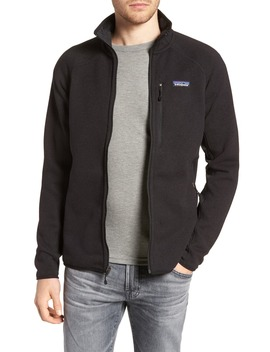 Better Sweater® Performance Slim Fit Zip Jacket by Patagonia