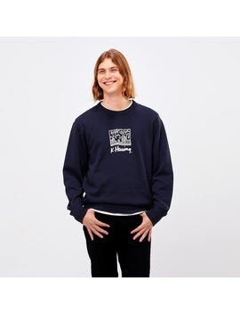 Keith Haring Party Of Life Ut Sudadera GrÁfica Hombre by Uniqlo