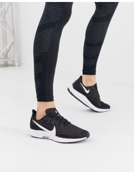 Nike Running – Air Zoom Pegasus 36 – Svarta Sneakers by Nike