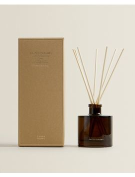 Salted Caramel Sticks (200 Ml) Reed Diffusers   Products   Fragrances by Zara Home