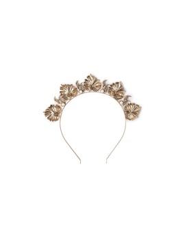 Lotus Headpiece by Kitte