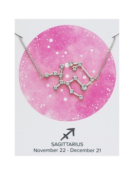Constellation Necklace by Sterling Forever