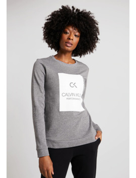 Sweatshirt by Calvin Klein Performance