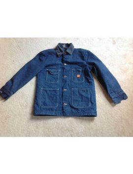 Big Ben Denim Warm Lined Jacket Us Size 38 Regular by Ebay Seller