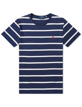 Polo Ralph Lauren Multi Stripe Tee by Polo Ralph Lauren