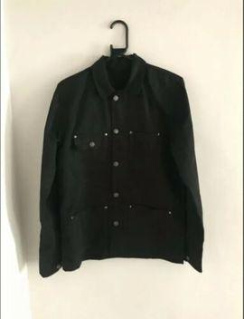Chore Jacket•Size Large•New•Fren<Wbr>Ch Worker•Utility<Wbr>•Black•Michiga<Wbr>N.. by Ebay Seller