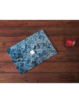 Marbre Coque Rigide Macbook   Marbre Bleu Coque De Protection Pour Macbook Air, Macbook 13 Pouces, Macbook Pro Retina Et La Rétine Non by Etsy