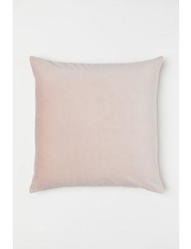 Декоративна калъфка от кадифе by H&M