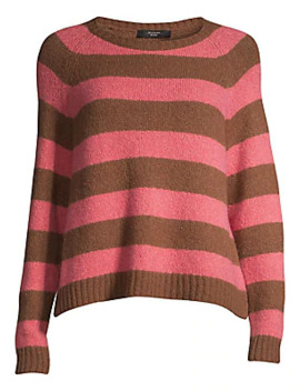 Calamo Striped Sweater by Weekend Max Mara