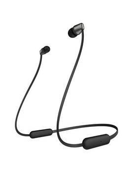 Sony Wi C310 In Ear Wireless Headphones   Black310/1676 by Argos