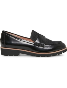 Kimi Genuine Calf Hair Loafer by Kate Spade New York