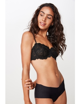 Olivia Underwire Strapless Bra by Cotton On
