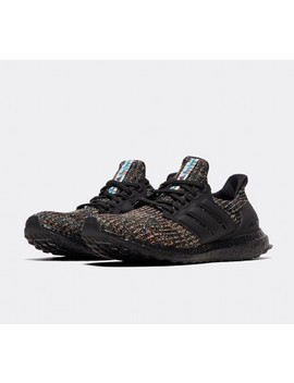 Ultra Boost Trainer | Core Black / Black by Adidas