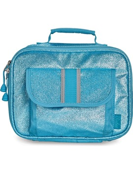 Sparkalicious Water Resistant Lunch Box by Bixbee