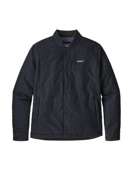 Patagonia Men's Recycled Wool Bomber Jacket by Patagonia